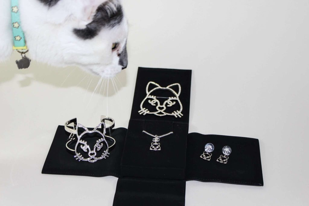 Whisker Fabulous Farley Waddlesworth and Chanel Choupette Costume Jewelry Collection 2016